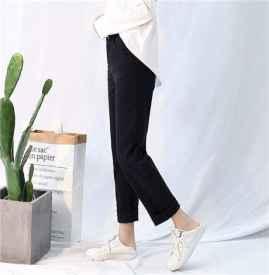 ?阔腿裤和直筒裤的区别