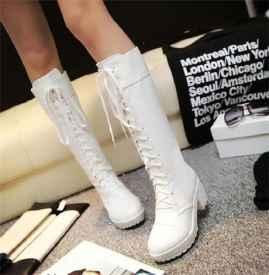 骑士靴适合小个子穿吗
