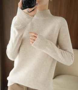 女式毛衣洋气款式