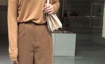 冬天就選這條褲子,比闊腿褲還顯瘦