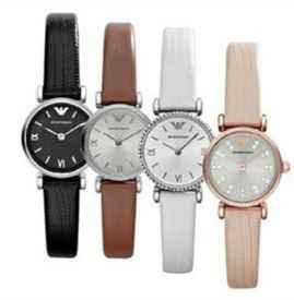 阿玛尼手表调日期的正确方法