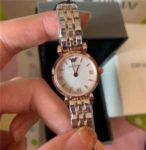 阿玛尼手表ga和ea的区别