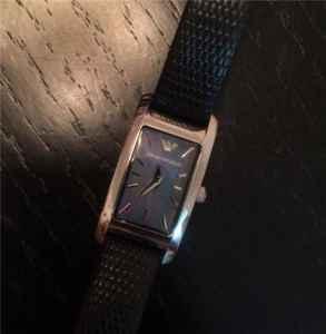 阿玛尼手表一般什么价位