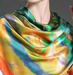 真丝缎面丝巾怎么洗 缎面真丝是什么面料