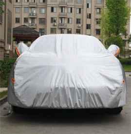 汽车防晒罩是什么材料