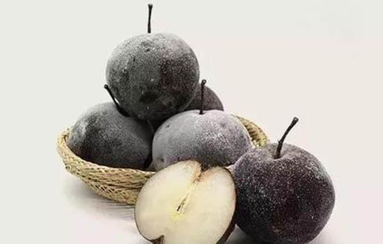 冻梨为什么更甜 冻梨糖分高吗
