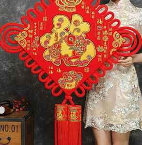中国结福字挂在家里什么位置最合适 中国结不宜挂在哪里