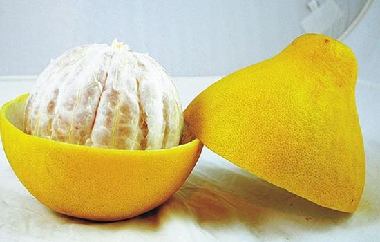 红心蜜柚和白心蜜柚的区别 柚子不切开怎么分辨红心和白心