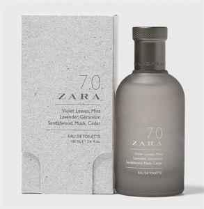 zara男士香水那个味道好