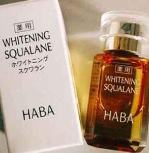 haba鲨烷油和精华顺序 haba美容油用在精华前还是精华后