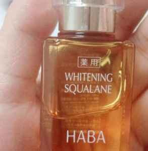 haba鲨烷油有美白效果吗 haba的三种类型美容油