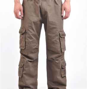 工装裤和牛仔裤的尺码有区别吗