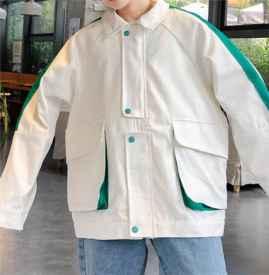 工装外套为什么都设计的很短