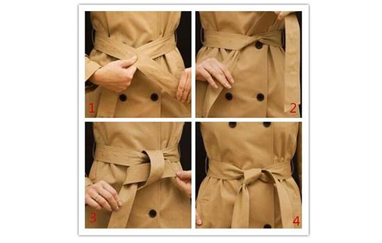 2号站代理注册大衣蝴蝶结的打法 大衣蝴蝶结怎么系简单好看