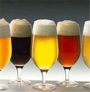 啤酒不能和什么一起吃