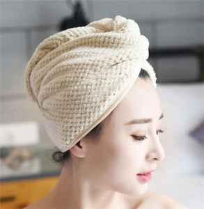 干发帽和毛巾的区别