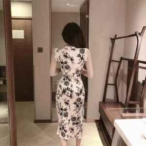 現代穿旗袍怎么扎頭發