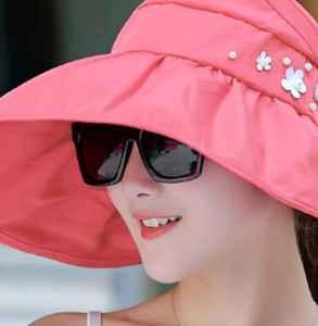 夏天戴什么顏色的帽子防曬效果好 防曬帽買深色還是淺色