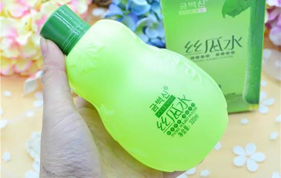 【美天棋牌】丝瓜水买什么品牌好 丝瓜水品牌推荐