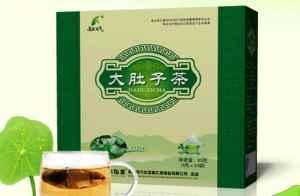 大肚子茶的副作用(荷叶茶的副作用)