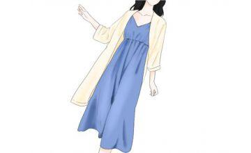 桔梗裙是什么裙子 穿它的女生个个都仙美显瘦如初恋