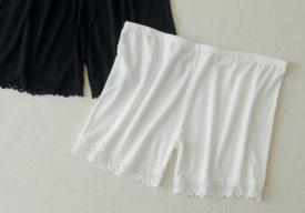 安全褲卷邊是不是質量問題 怎么讓安全褲不往上卷