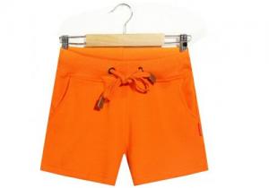 橘色配黑色好看吗 橘棕色短裤配什么颜色上衣好看