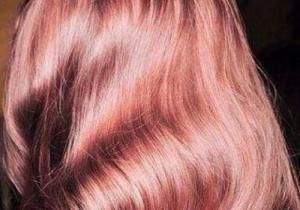 玫瑰金是什么顏色頭發 顯白嗎