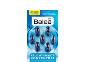 Balea芭樂雅海藻保濕精華膠囊怎么樣 如何用