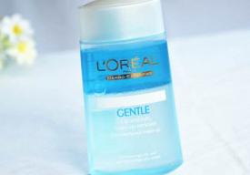眼唇卸妆液为什么是蓝色的 ?眼唇卸妆液用后要洗脸吗