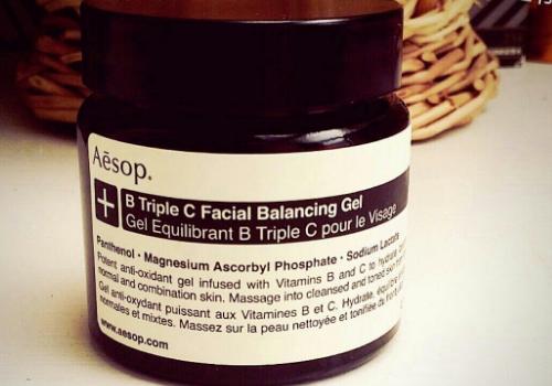 伊索b3c使用方法 肌肤调理凝露值得入吗