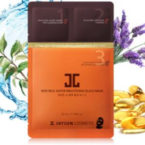 jayjun黑色水光面膜三部曲怎么用 價格是多少