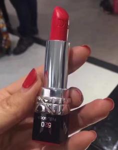 迪奥dior520口红试色图 迪奥520多少钱一支