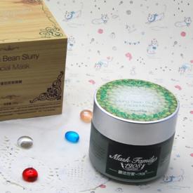 膜法世家綠豆泥漿面膜要敷多久 孕婦可以用嗎