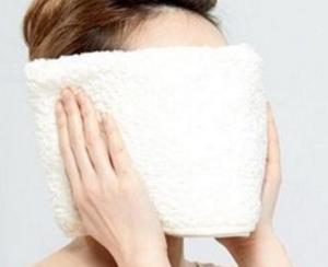 热毛巾敷脸敷多长时间好 水温是多少