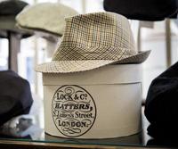 羊毛礼帽清洗方法 用软质毛刷