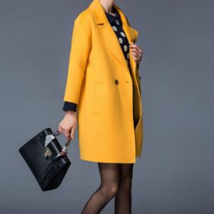 双面呢大衣真假辨别方法 双面呢大衣是100%羊毛吗