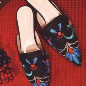 穆勒鞋是什么鞋子街拍 价格是多少钱