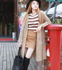 包臀裙搭配方法 毛衣卫衣衬衫