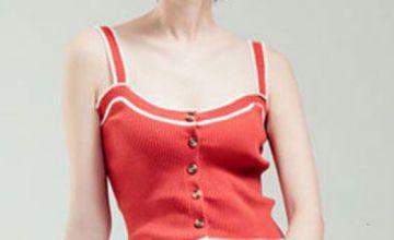 吊带背心怎么搭配图片 时尚减龄显气质