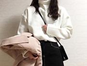 秋冬小女生的穿搭方案 毛衣主題搭配示范