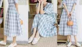 夏季穿什么裙子配什么鞋子 这5种穿法一定要get