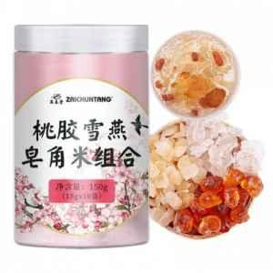 吃桃胶雪燕皂角米皮肤真的能变好吗?