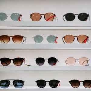 如何戴太阳镜不留红印