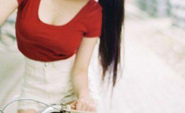 女生打扮t恤搭配圖片 優雅又時髦