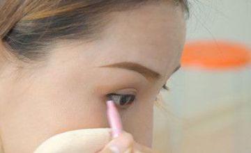 上眼妝前要涂什么 手把手教你正確的眼妝教程