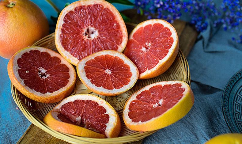 柚子和西柚有什么區別