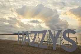 「自在 See The Sea」HAZZYS 2022春夏时装秀
