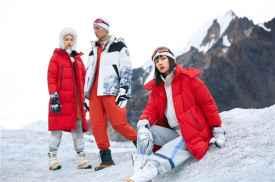 """雪中飛發布高峰滑雪系列""""解凍服"""",助力年輕人的探索之旅"""