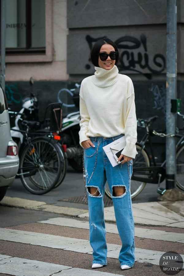 高领毛衣怎么搭配?十七种搭配方法让你每天穿出不一样的美